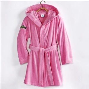 Pink Lacoste Robe